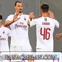 Сассуоло - Милан: 1-2, отчёт, россонери удержали победу на Мапеи
