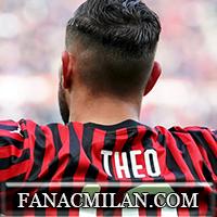 Аг. Эрнандеса: «Есть много заинтересованных в Тео», позиция Милана по этому поводу