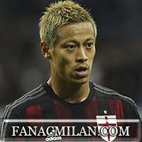 Милан хочет обновить контракт Хонды