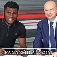 Официально: Милан приобрел Кессье, игрок взял 19 номер (фото)
