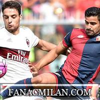 Дженоа - Милан: 1-0, отчёт