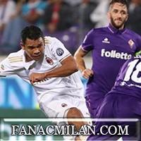 Фиорентина - Милан: 0-0, отчёт