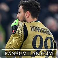 Милан - Рома: оценки игроков. У россонери лучший Доннарумма, а худший - Ванджиони