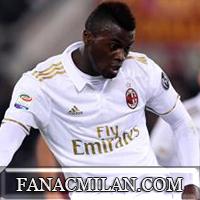 Ньянг: «Я заслуживаю играть за Милан»