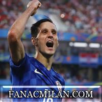 Милан и Фиорентина обдумывают трансфер Калинича по формуле аренды с обязательным выкупом