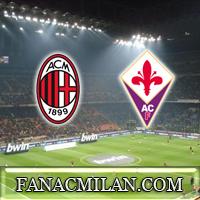 Милан-Фиорентина. 1 удар в створ - 1 гол, Кьеза забивает, Милан - нет.