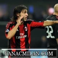 Милан поздравил Пирло с днём рождения