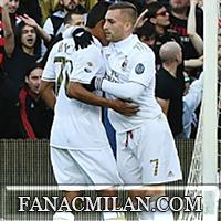 Сассуоло - Милан: 0-1, отчёт, первая победа россонери в чемпионате на стадионе Мапеи