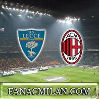 Лечче - Милан: 1-4, отчёт