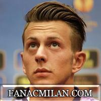 Милан попытается заполучить Бернардески в январе