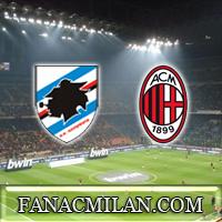 Сампдория - Милан: заявка россонери