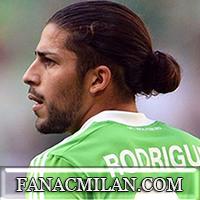 Милан и Вольфсбург обговаривают детали сделки по трансферу Родригеса
