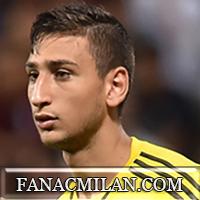Доннарумма: «Я отдам все силы, играя в футболке Милана»