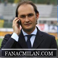 Ди Марцио: «Милан играет хорошо и результаты придут»