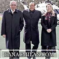 Саммит Берлускони, Галлиани и Сакки