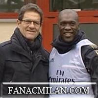 Фибио Капелло: «Милану нужны лидеры»