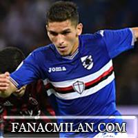 Новое имя для Милана на рынке: молодой полузащитник Сампдории