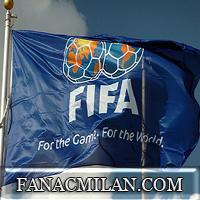 В новом рейтинге ФИФА без изменений