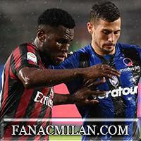 Аталанта - Милан: 1-1, россонери упускают победу в Бергамо