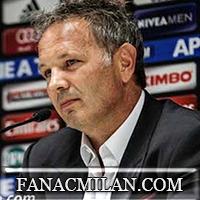 Милан - Аталанта: послематчевые интервью. Михайлович: «Хорошо, что не пропустили гол. Удача была на нашей стороне.»(Обновлено)
