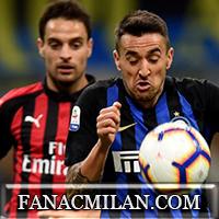 Интер - Милан: 1-0, отчёт