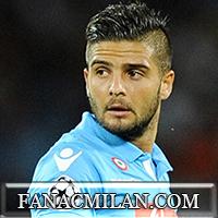 Наполи и Инсинье не могут договориться: Милан следит за ситуацией
