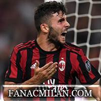 Милан - Лацио: стартовые составы команд, Кутроне в основе
