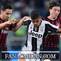 Милан - Ювентус: 0-1, отчет