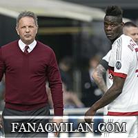 Аталанта - Милан: 2-1, отчёт