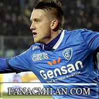Милан договорился о трансфере Зелински