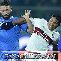 Эмполи - Милан: 2-2, отчёт