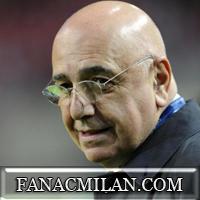 Галлиани купил для Милана игроков для скамейки запасных