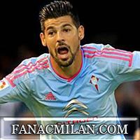 Милан, возможно, договорился о покупке нападающего Сельты