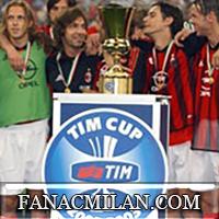 Последний раз Милан побеждал в Кубке Италии в 2003 году: сейчас идеальное время для поднятия над головой этого трофея
