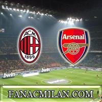 Милан - Арсенал: заявка россонери