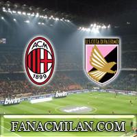 Милан - Палермо: основные составы команд