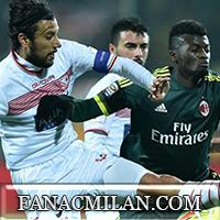Капри - Милан: 0-0, отчёт