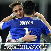 Доннарумма попал в топ-11 24 тура Серии А