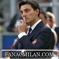 Монтелла под наблюдением руководства Милана