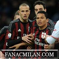 Милан - Карпи: 2-1, отчёт