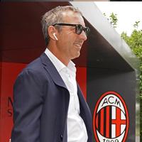 Марко Джампаоло уволен с поста главного тренера Милана