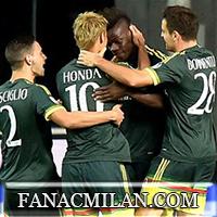 Удинезе - Милан: 2-3, отчёт