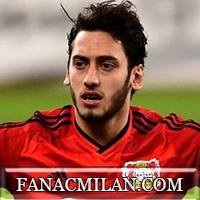 В ближайшие пару дней Чалханоглу может стать игроком Милана