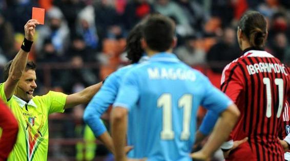 Милан-Наполи: 2-0 (отчёт,видео,фото)