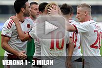7 тур Верона - Милан