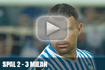 38 тур Спал - Милан