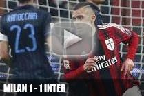 12 тур Милан - Интер