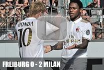 Фрайбург - Милан