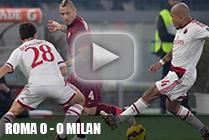 16 тур Рома - Милан