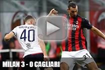 38 тур Милан - Кальяри